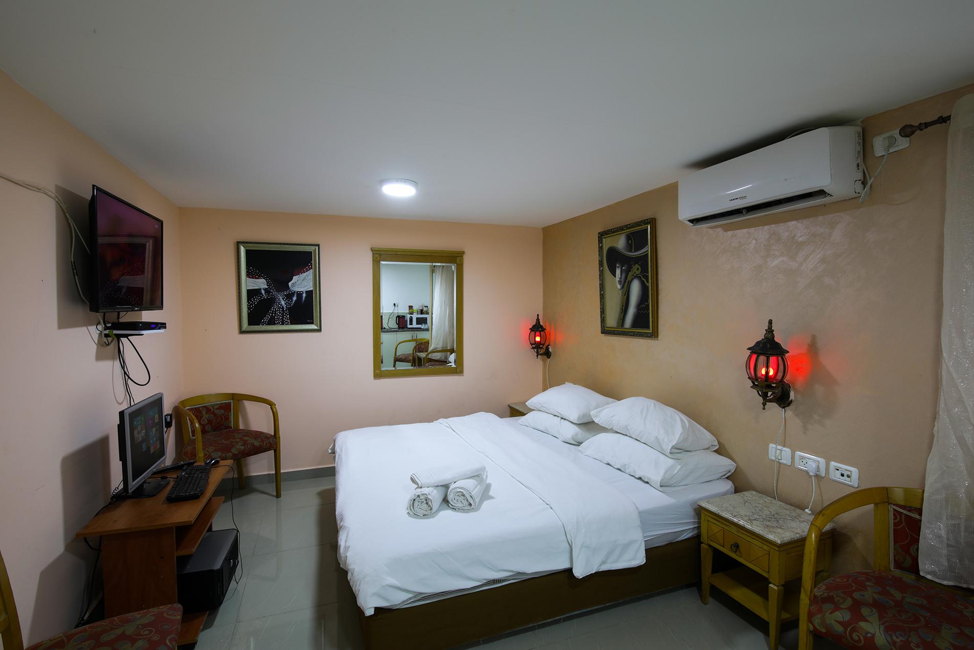 חדרים לפי שעה לזוגות בירושלים 052-9124470